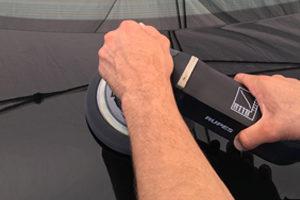 23408162-polissage-de-surface-de-voitures-Renouveler-aide-de-la-machine-ongles--Banque-d'images